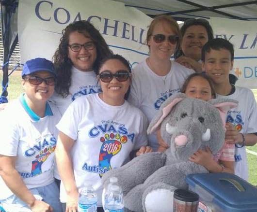 CVL ABA Team Walk for Autism